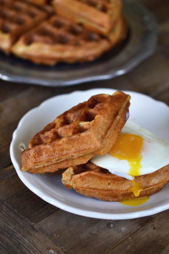Gluten Free Waffles