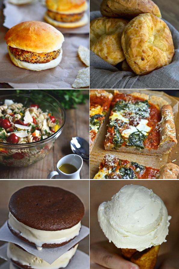 Gluten Free Summer Entertaining Menu