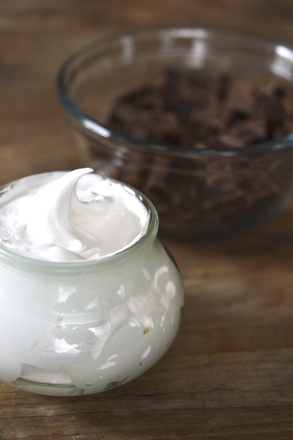 Homemade Marshmallow Fluff Recipe — Dishmaps