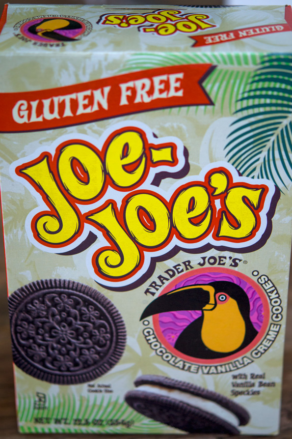 Trader Joe's Gluten Free Joe-Joe's Chocolate Sandwich Cookies: Are they safely gluten free?