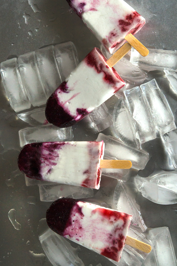 4th of July Ice Pops