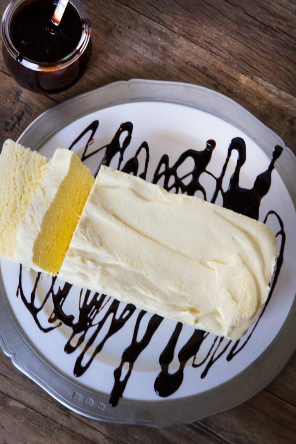 Gluten Free Ice Cream Cake - No Machine Needed!
