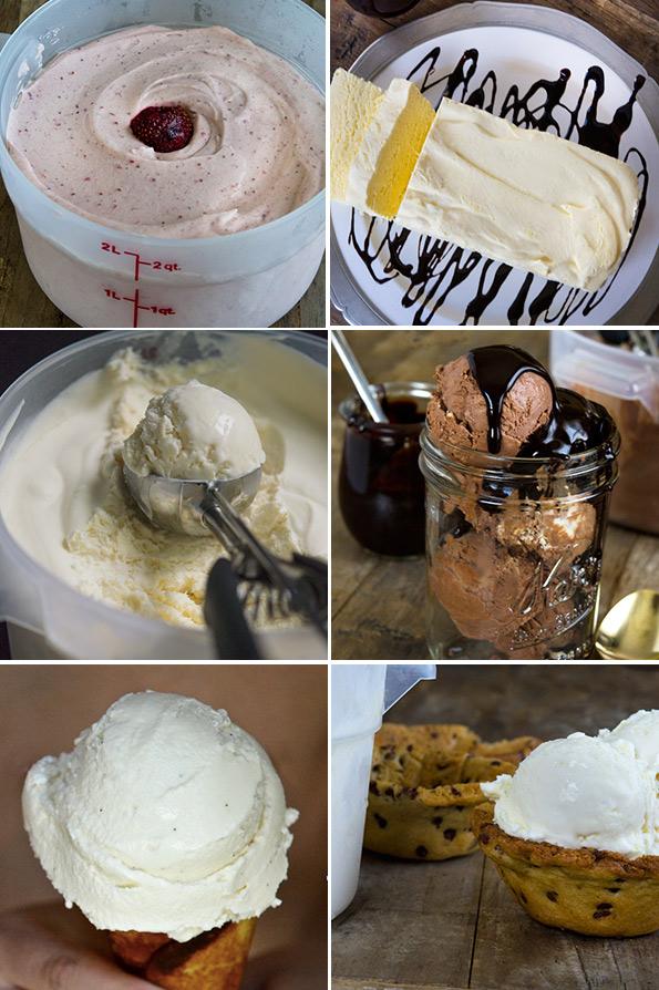 Easy Gluten Free Ice Cream Recipes