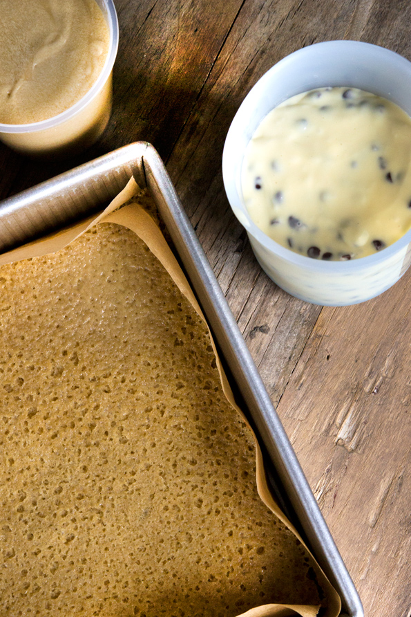 Gluten Free Cheesecake Blondies