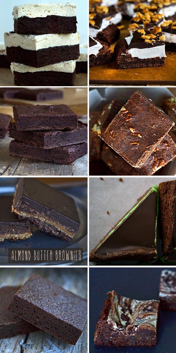 Gluten Free Brownie Recipes