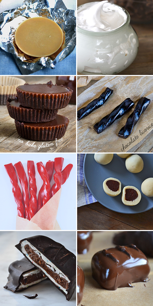Gluten Free Homemade Candy Recipes