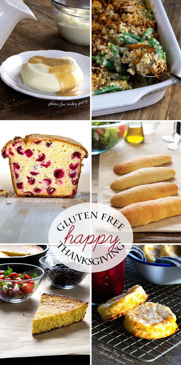 Best Gluten Free Thanksgiving Recipes