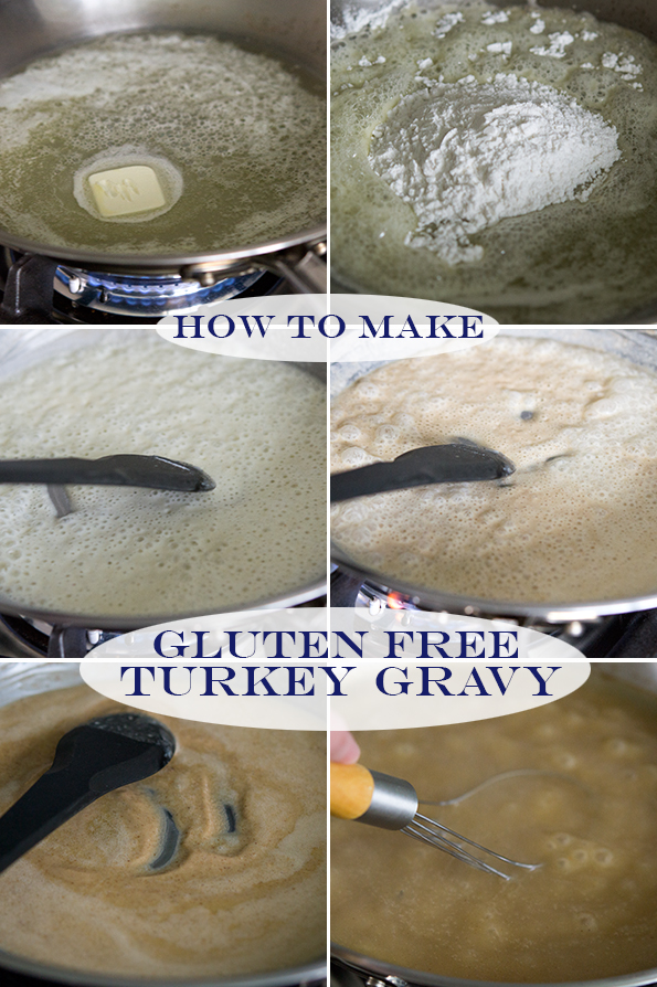 How To Make Gluten Free Turkey Gravy