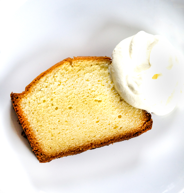 Classic Gluten Free Pound Cake - Gluten Free on a Shoestring