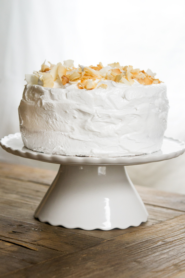 Gluten Free Champagne Cake or Cupcakes