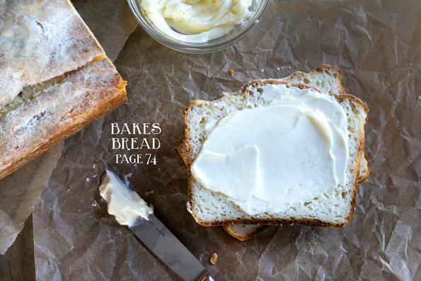 Gluten Free English Muffin Bread from GFOAS Bakes Bread