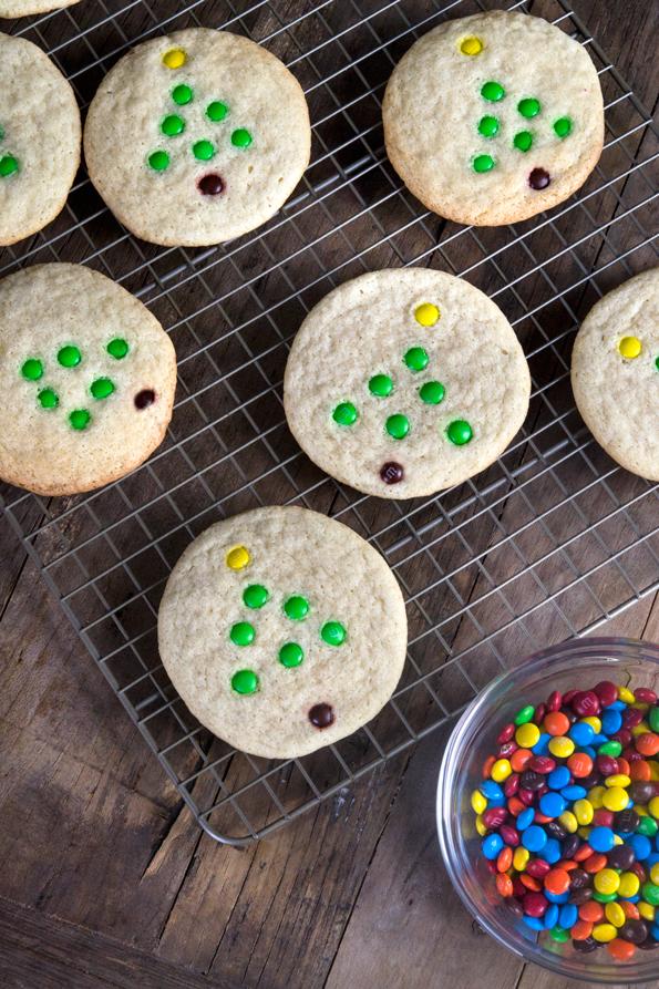 Chewy Gluten Free Sugar Cookies