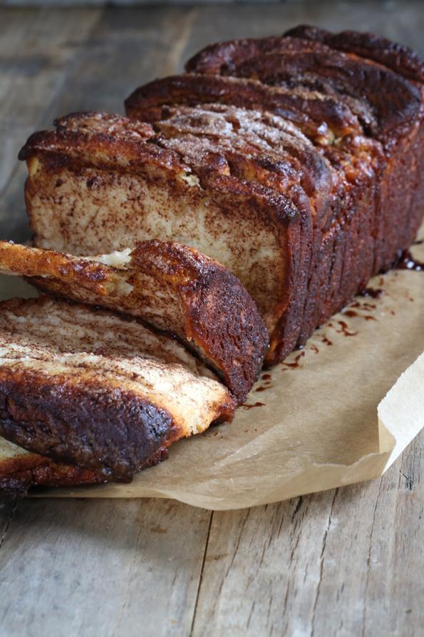 Gluten Free Chocolate Pull-Apart Bread