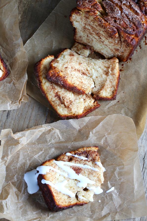 Gluten Free Bread Recipe: Chocolate Pull-Apart Bread