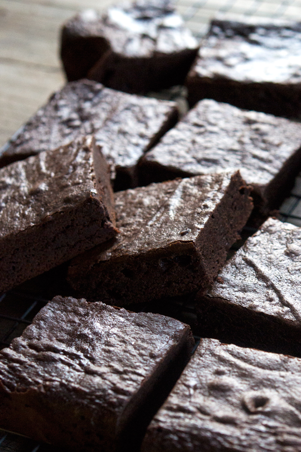 Super Fudgy Paleo Brownies