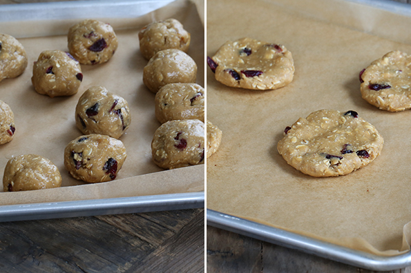 Starbucks-Style Outrageous Gluten Free Oatmeal Cookies
