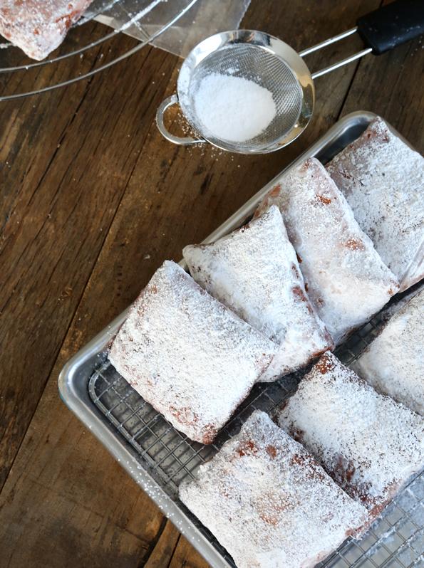 New Orleans-Style Gluten Free Beignets