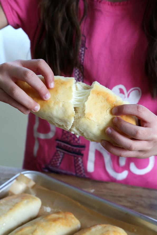 Stuffed Gluten Free Soft Breadsticks