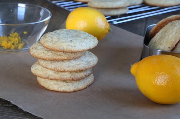 recipe: gluten free lemon poppy seed cookies [14]