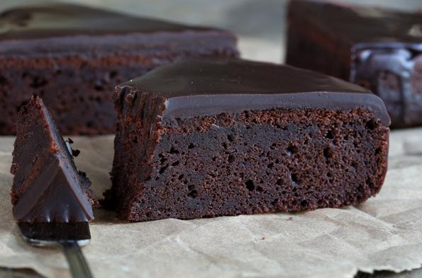 Gluten Free All Purpose Flour Chocolate Cake Recipe