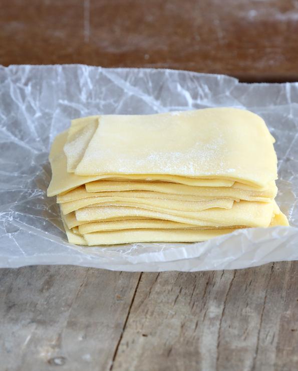 The Best Gluten Free Wonton Wrappers + Wonton Soup!