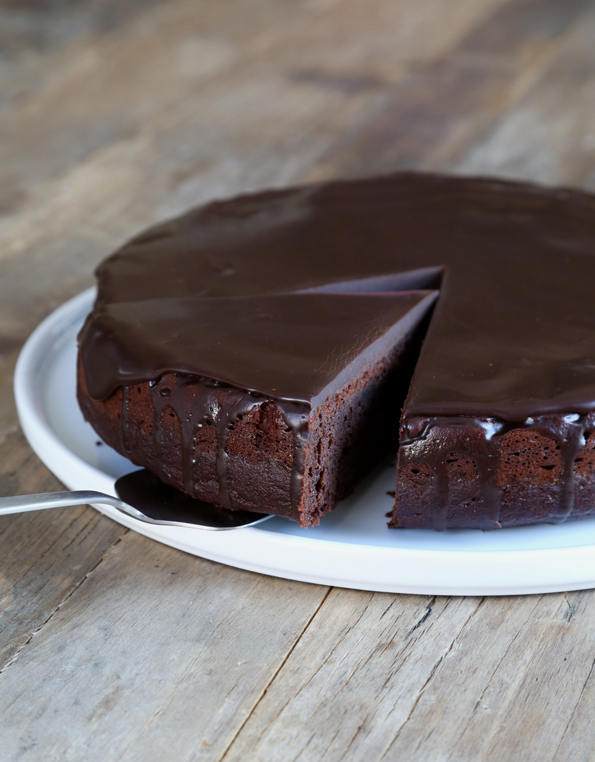 One Bowl Gluten Free Chocolate Cake - Great gluten free recipes for ...