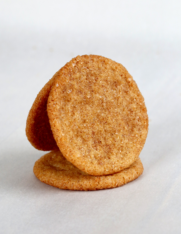 Gluten Free Snickerdoodles Cookie Chips - Gluten Free on a Shoestring