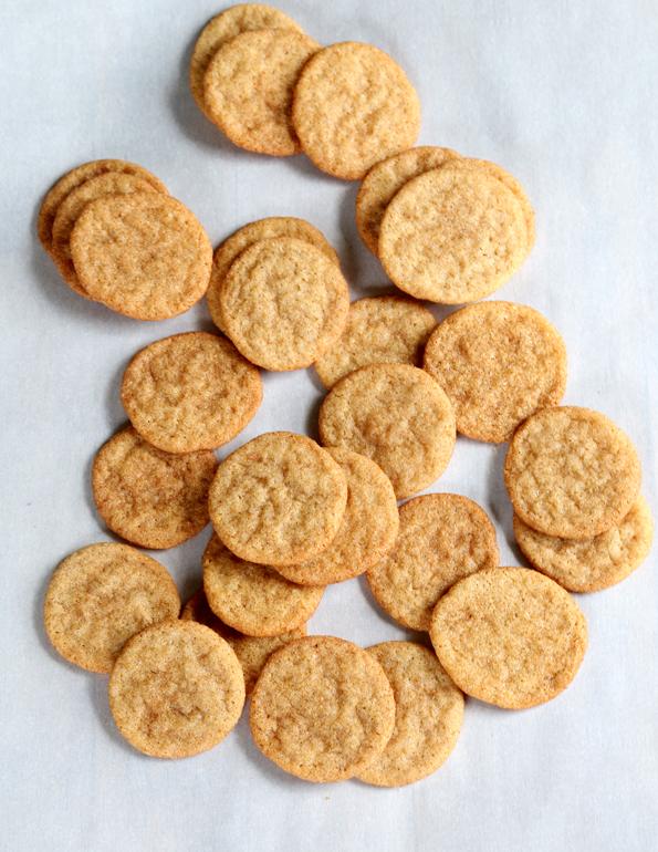 Gluten Free Snickerdoodles Cookie Chips - Great gluten free recipes ...
