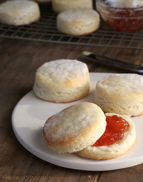 Gluten Free Angel Biscuits - Gluten Free on a Shoestring