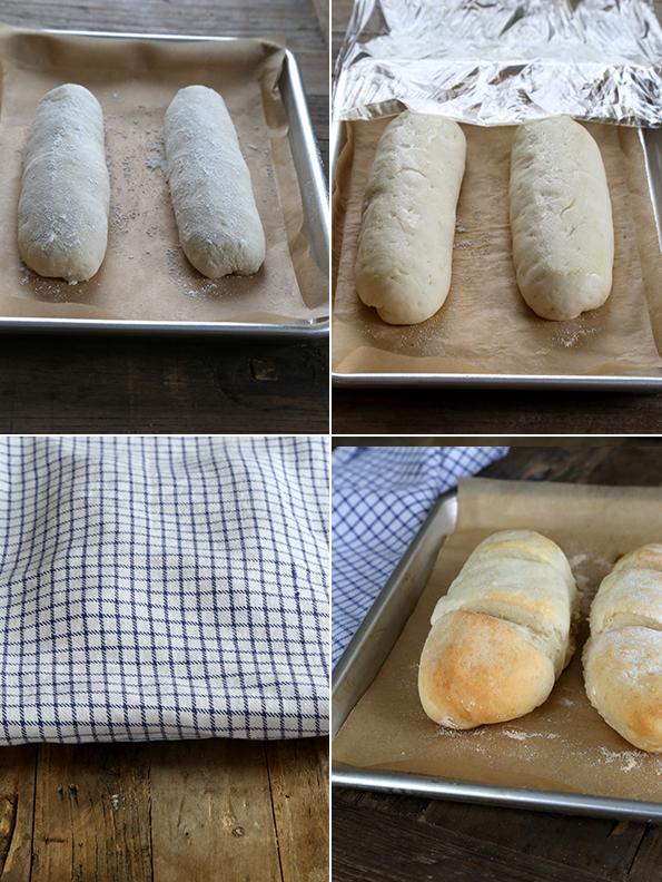 Subway-Style Gluten Free Sandwich Rolls