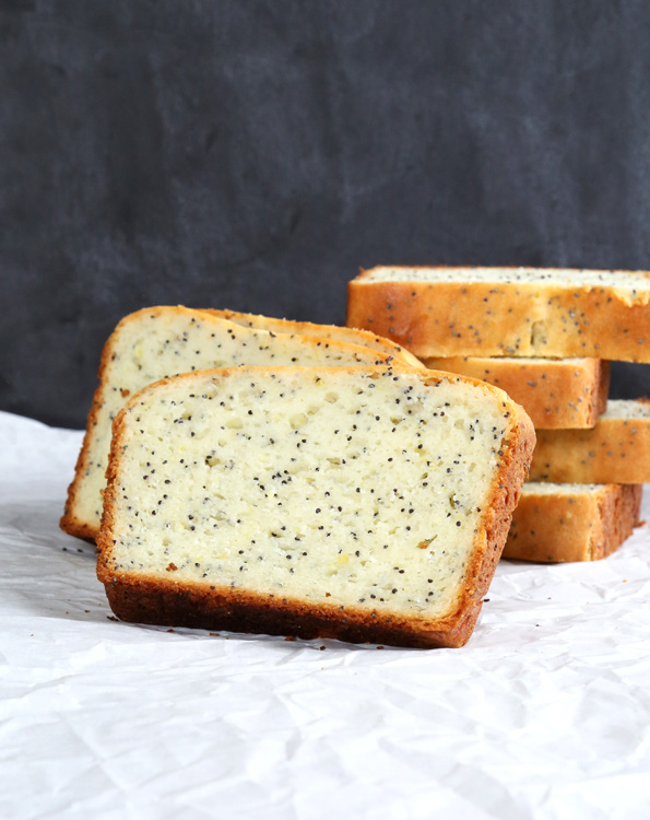 Gluten-Free Lemon Poppyseed Bread Recipe — Dishmaps