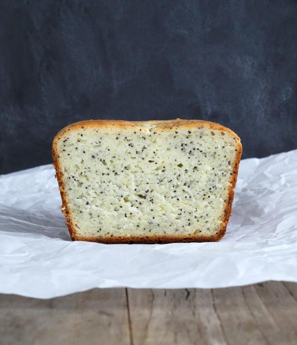 Gluten Free Lemon Poppyseed Bread - Great gluten free recipes for ...