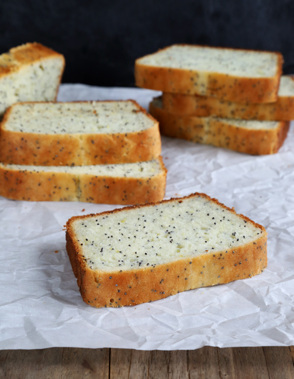 Gluten Free Lemon Poppyseed Bread - Great gluten free recipes for ...