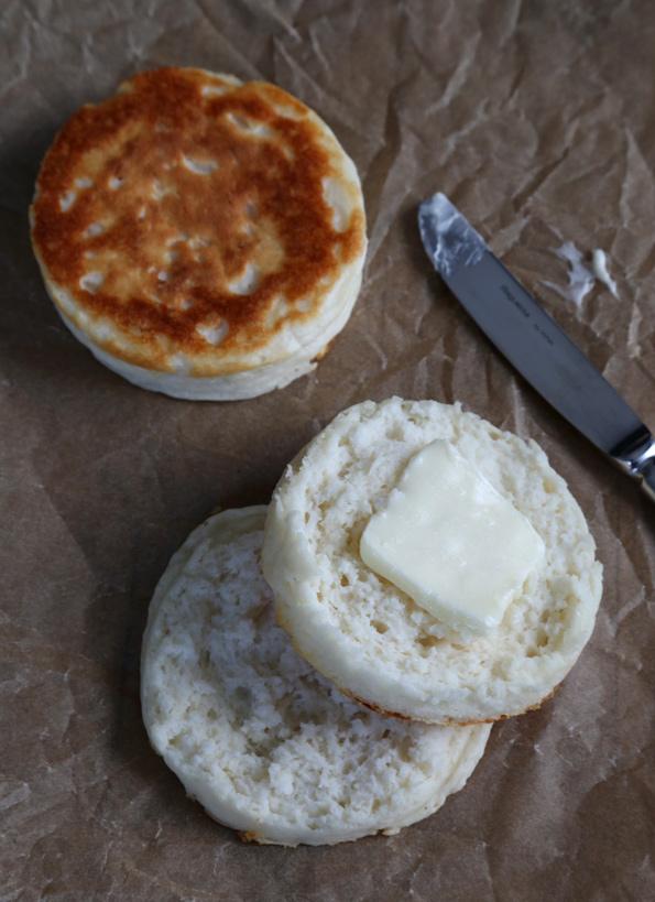 Super Fluffy Gluten Free English Muffins - Great gluten free recipes ...