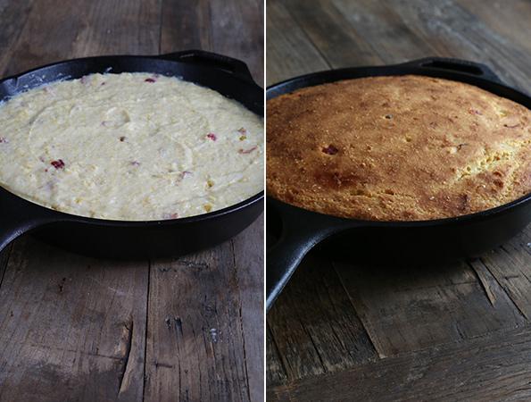 Gluten Free Bacon Jalapeño Cornbread