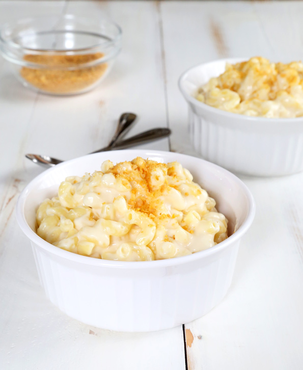 Easy Stovetop Gluten Free Mac and Cheese - Great gluten free recipes ...