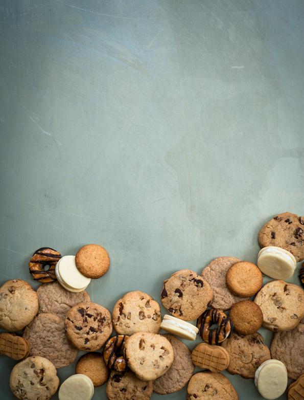 Gluten Free Classic Snacks Cookies Chapter Opener