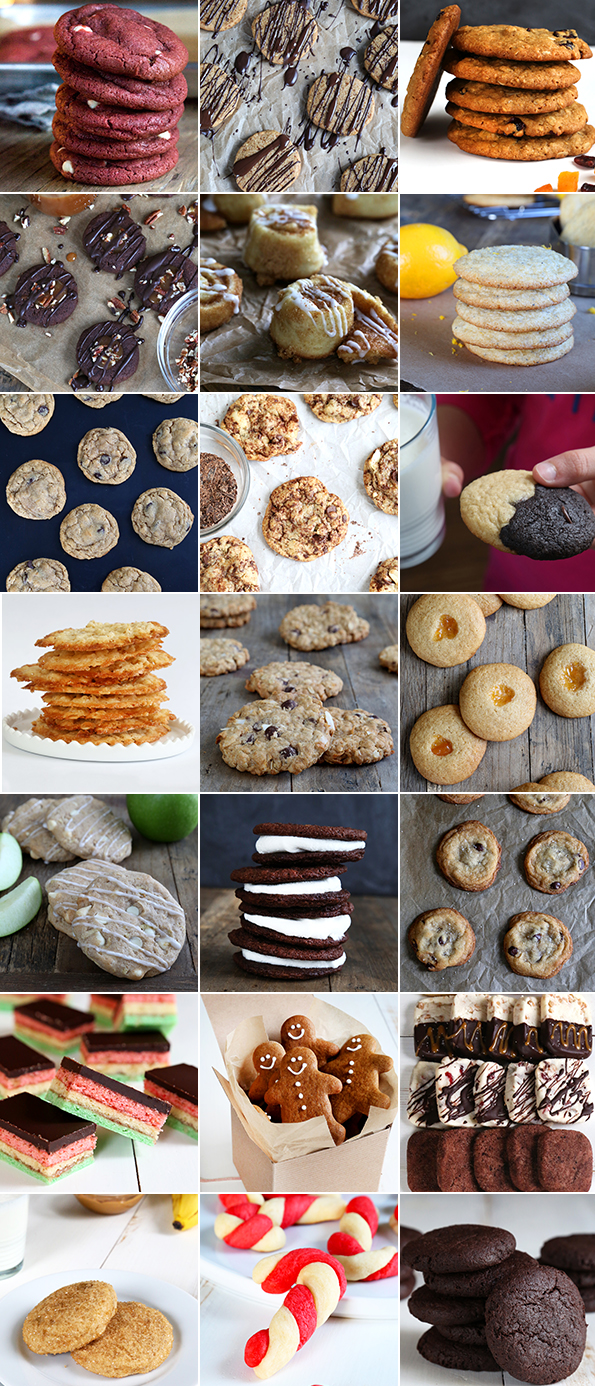 The Very Best Gluten Free Christmas Cookies, 2014 edition