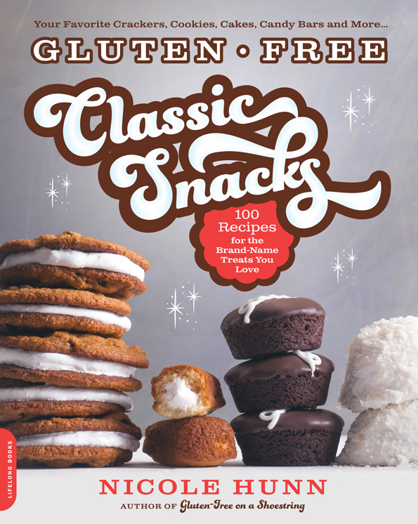 Peek Inside Gluten Free Classic Snacks
