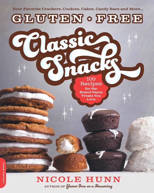 Preorder Gluten Free Classic Snacks!