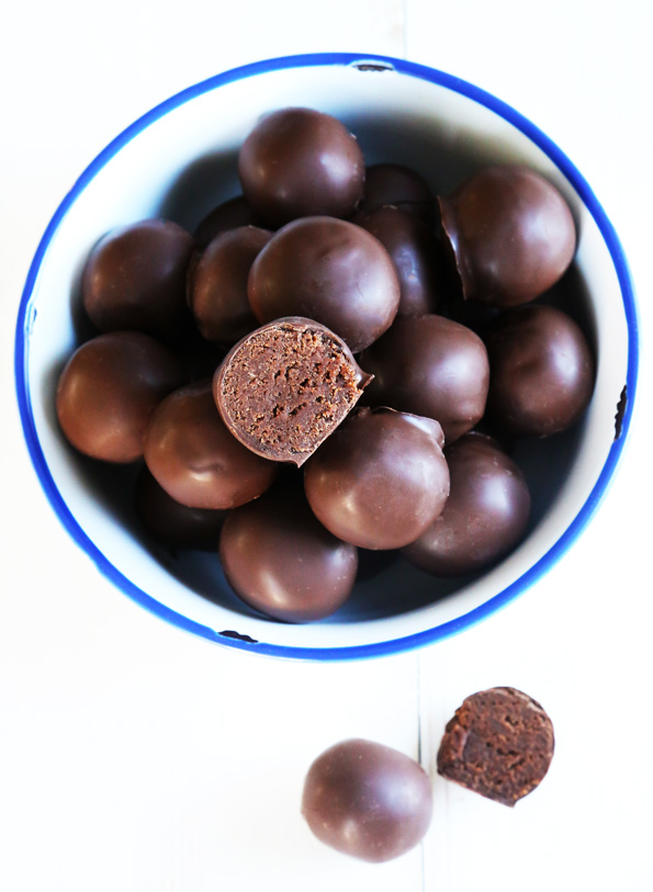 Gluten Free Rum Balls ⋆ Great gluten free recipes for ...