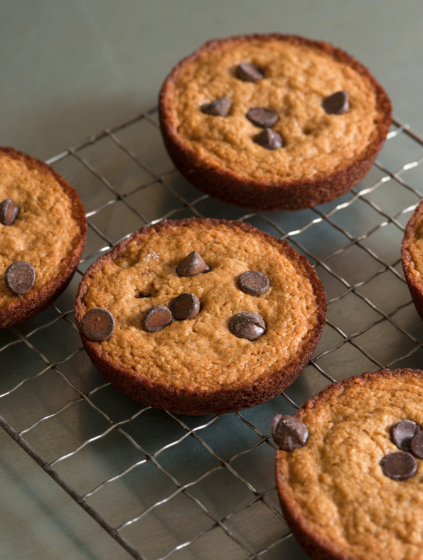 Gluten Free Vita Tops-Style Chocolate Chip Muffin Tops