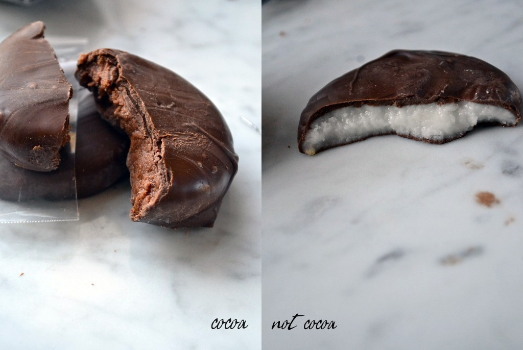 Gluten Free Homemade Peppermint Cocoa Patties
