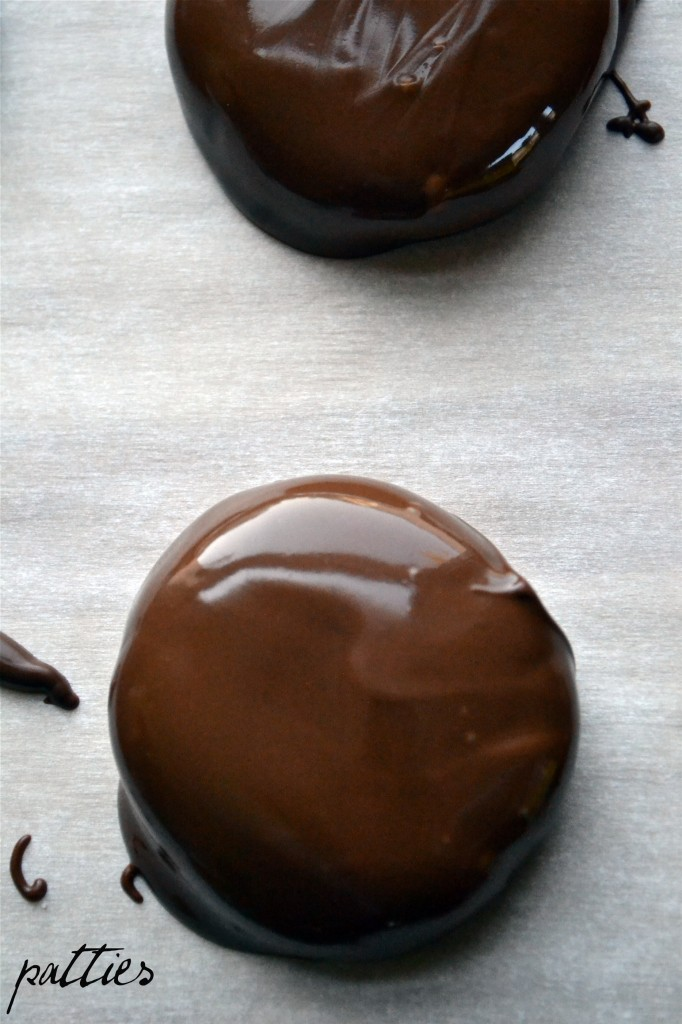 Cocoa Peppermint Patties