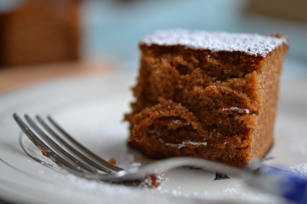 Gluten Free On A Shoestring Chocolate Gingerbread Cake