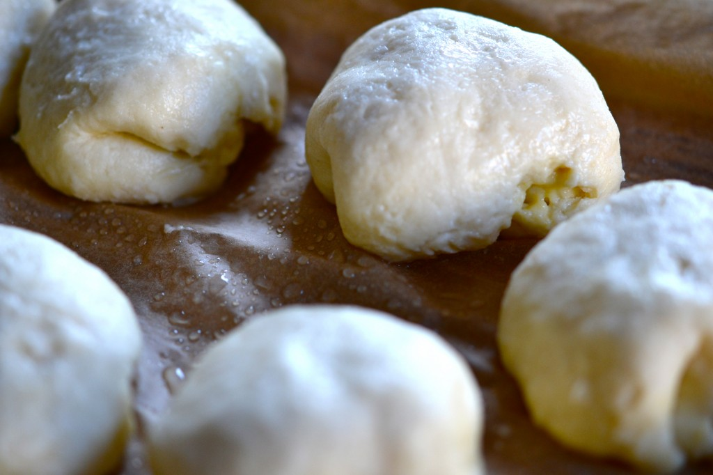 Gluten Free Danish Custard-Filled Pastries