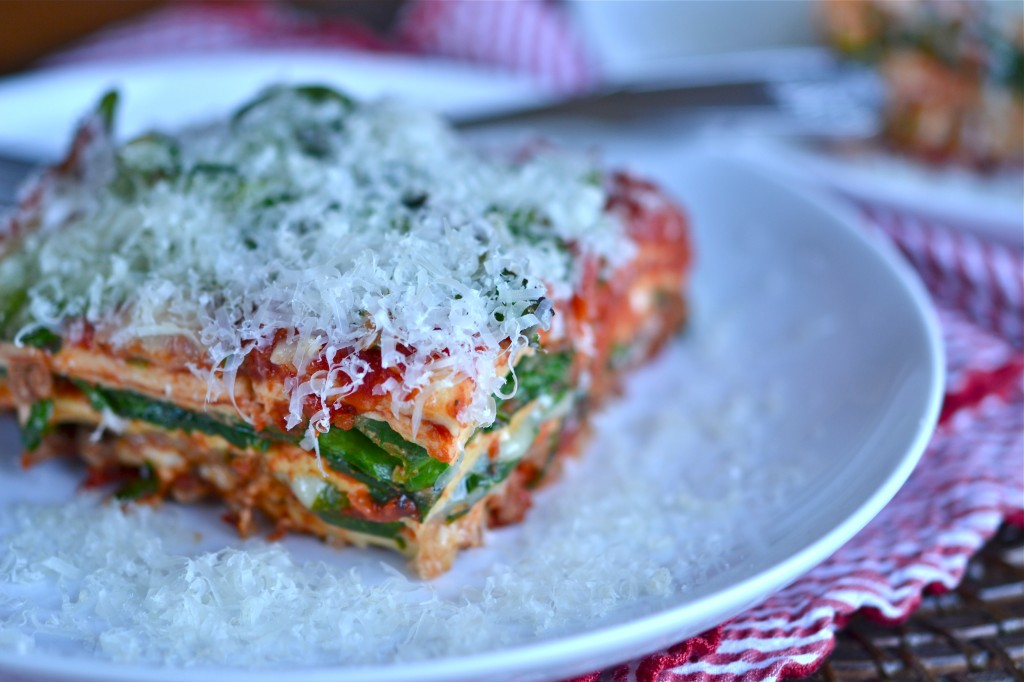 Fresh Lasagna Pasta, how-to with a pasta machine