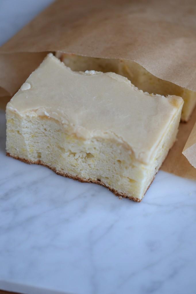 Gluten Free TastyKake Copycat Butterscotch Krimpets