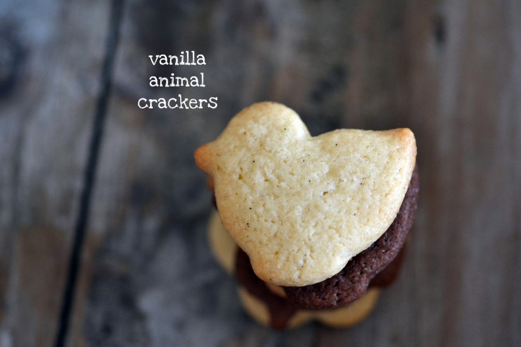 Gluten Free Cookies: Vanilla Animal Crackers