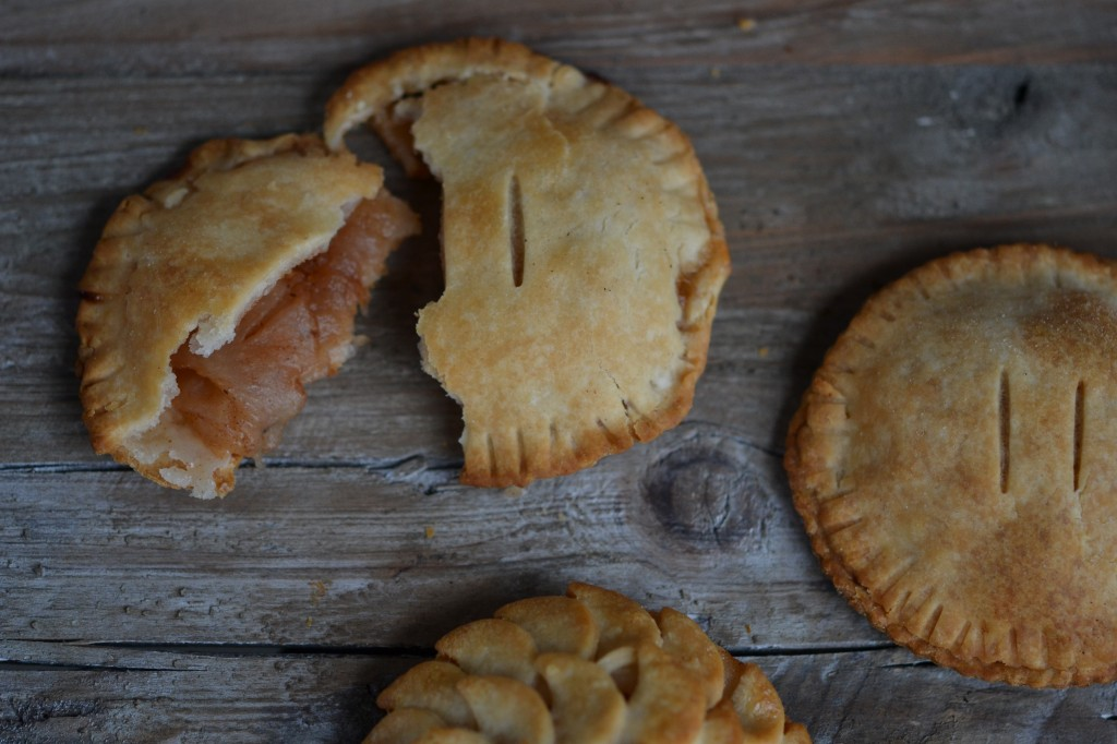 Gluten-Free Handheld Apple Pies